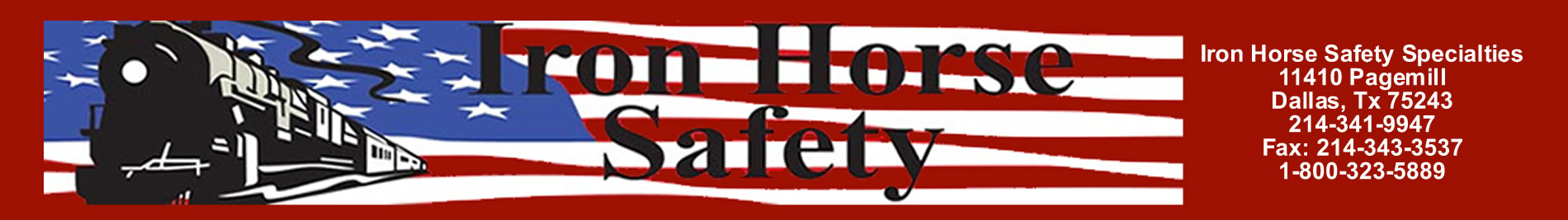 LETTERS & NUMBERS - Iron Horse Safety Vests